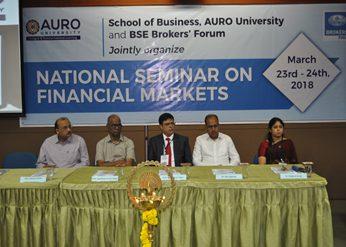National Seminar on Financial Markets