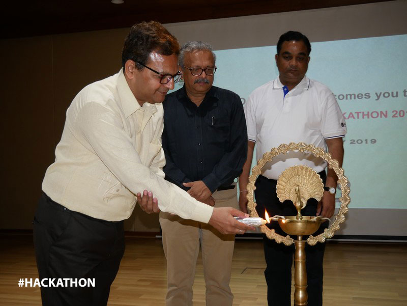 Gujarat Industrial Hackathon begins at AURO University