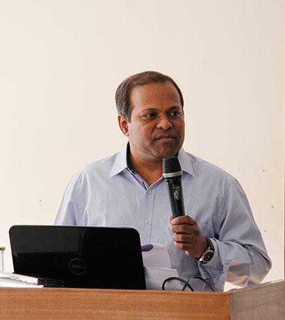 Mr Raghunandan reddy Auro University Surat