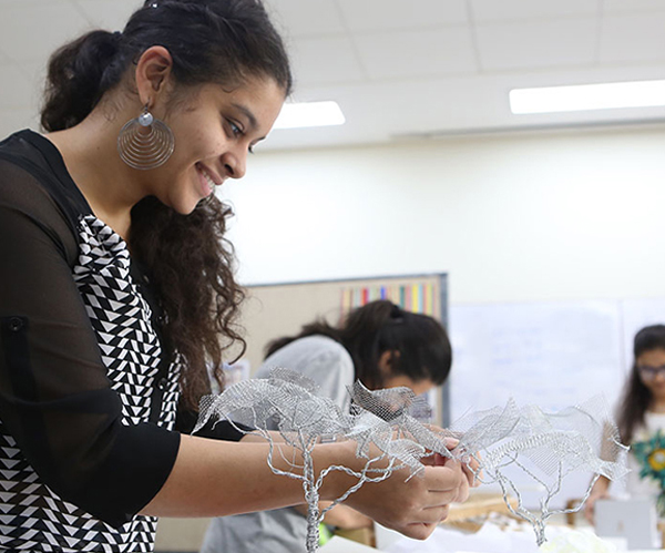 MA arts colleges in gujarat