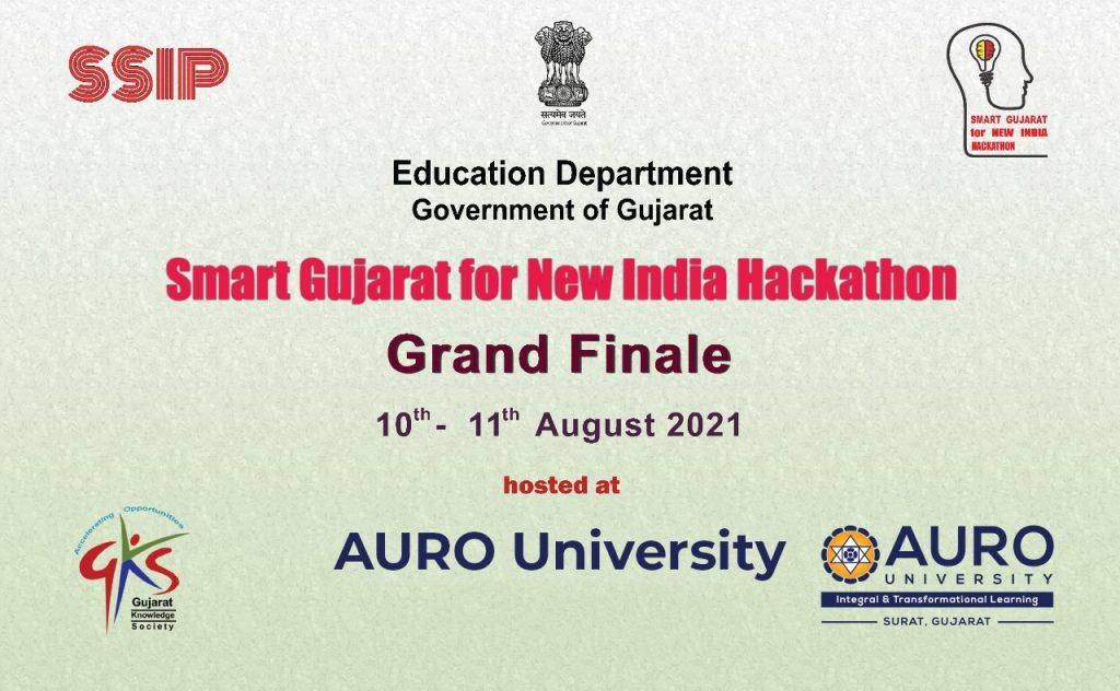 Smart Gujarat for New India Hackathon